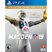 PS4 ELA 73921 Madden NFL 19 Hall of Fame Edition - PS4