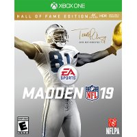 XB1 ELA 73922 Madden NFL 19 Hall of Fame Edition - Xbox