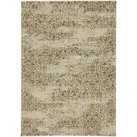 5 x 8 Medium Bronze Area Rug - Touchstone