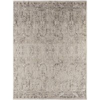 CAM15376 5 x 8 Medium Transitional Gold Area Rug - Cambridge