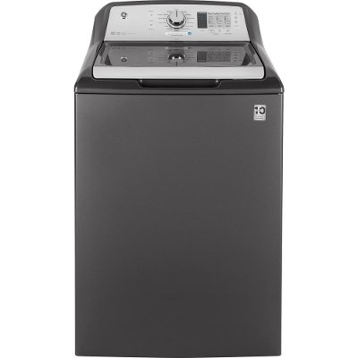 GTW685BPLDG GE Top Load Washer ENERGY STAR - 4.5 cu. ft. Diamond Gray