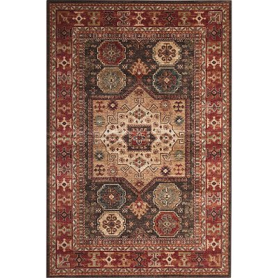 8 X 11 Large Brown And Beige Area Rug Sonoma Rc Willey Furniture Store