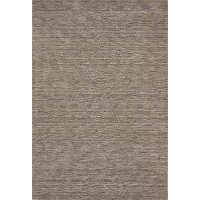 5 x 8 Medium Granite Gray Area Rug - Rafia