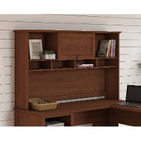 Light Cherry Brown 60 Inch Hutch - Buena Vista