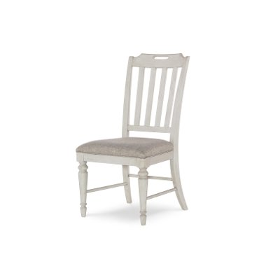 Linen Upholstered Dining Room Chair - Brookhaven