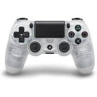 PS4 SCE 302339 PS4 Controller Wireless DualShock 4 - Chrystal