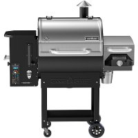 PG24SGWWSS Camp Chef Woodwind Pellet Grill with Sear Box