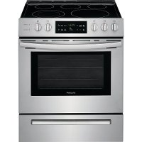 FFEH3054US Frigidaire Electric Range - 5.0 cu. ft. Stainless Steel