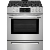FFGH3054US Frigidaire 30 Inch Front Control Freestanding Gas Range - Stainless Steel