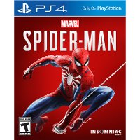 PS4 SCE 301885 Marvel's Spider-Man - PS4