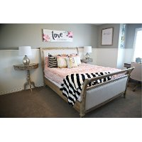 Beddy's Twin Vintage Blush Cotton Bedding Collection