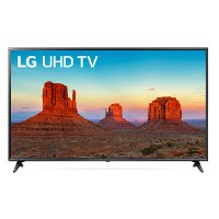65UK6090 Smart 4K UHD 65 Inch LG TV - UK6090