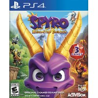 PS4 ACT 88237 Spyro Reignited Trilogy - PS4