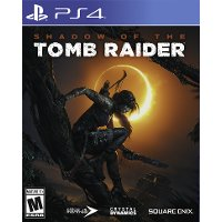 PS4 SQE 92127 Shadow of the Tomb Raider - PS4