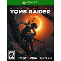 XB1 SQE 92131 Shadow of the Tomb Raider - Xbox One