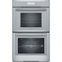 MEDS302WS Thermador Masterpiece 30-Inch Double Wall Oven - 7.3 cu. ft. Stainless Steel