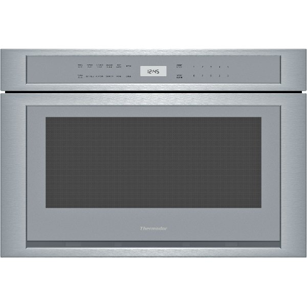 Md24ws Thermador Microdrawer 24 Inch Stainless Steel