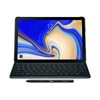 EJ-FT830UBEGUJ Black Galaxy TAB S4 Keyboard Book Cover
