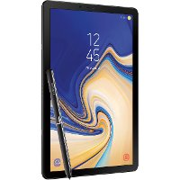 SM-T830NZKAXAR Black 10.5 Inch Samsung Galaxy Tablet - TAB S4 64GB