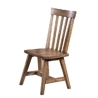 Walnut Brown Dining Room Chair - Aspen