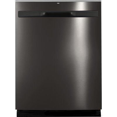 GDP615HBMTS GE Dishwasher - Black Stainless Steel
