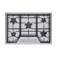 SGSX305TS Thermador Masterpiece Star Burner Gas Cooktop - 30 Inch Stainless Steel