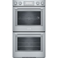 POD302W Thermador 30 Inch Smart Double Wall Oven with Convection - 7.3 cu. ft. Stainless Steel