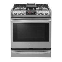LSG4515ST LG 6.3 cu. ft. Smart WiFi Enabled Electric Slide-in Range - Stainless Steel