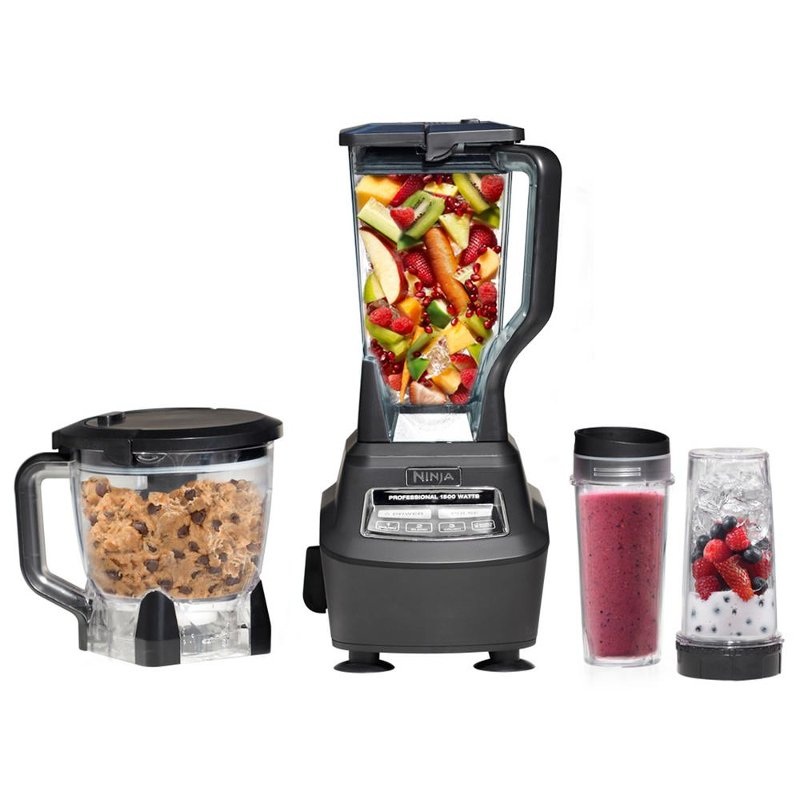 Nutri Ninja Blender and Food Processor