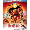 Incredibles 2 (Blu-Ray + DVD + Digital Code)