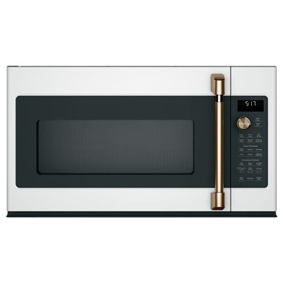 CVM517P4MW2 Cafe Over-the-Range Microwave - 1.7 cu. ft. White