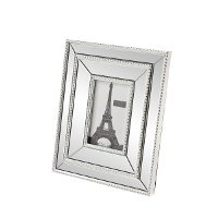 Mirrored 4x6 Picture Frame