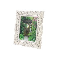 Wooden Detailed Picture Frame