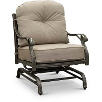 High Back Motion Patio Chair - Macan