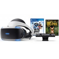 PVR SCE 303468 Astro Bot and Moss VR Bundle - PS4