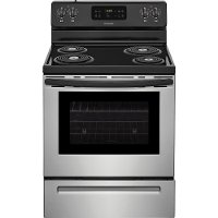 FFEF3016US Frigidaire 30 Inch Electric Slide-in Range - Stainless Steel