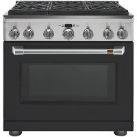 CGY366P3MD1 Cafe 36 inch All Gas Professional Range with 6 Burners (Natural Gas)