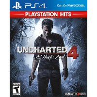 PS4 SCE 303543 Uncharted 4: A Thief's End - PS4