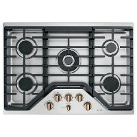 CGP95303MS2 Cafe 30  Built-In Gas Cooktop