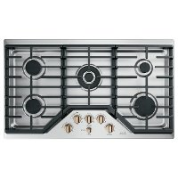 CGP95363MS2 Cafe 36 Inch Cooktop - Stainless Steel