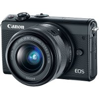 2209C011 Canon EOS M100 Mirrorless Digital Camera
