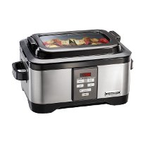 33970 Hamilton Beach Professional Sous Vide and Slow Cooker