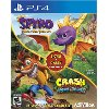 PS4 ACT 88312 Spyro and Crash Bandicoot Trilogies Bundle - PS4