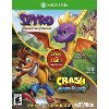 XB1 ACT 88315 Spyro and Crash Bandicoot Trilogies Bundle - Xbox One