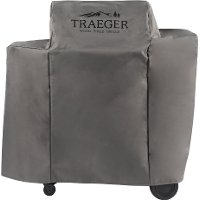 BAC505 Traeger Full Length Grill Cover - Ironwood 650