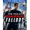 Mission: Impossible - Fallout (Blu-Ray + DVD + Digital Code)