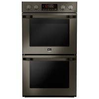 LSWD300BD LG STUDIO 30 Inch Smart Double Wall Oven with Convection - 9.4 cu. ft. Black Stainless Steel