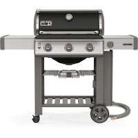 66011001 Weber Genesis II E-310 Natural Gas Grill Black