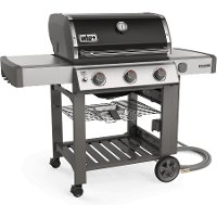Weber Genesis Ii E 310 Natural Gas Grill Black Rc Willey