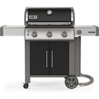 66015001 Weber Genesis II E-315 Natural Gas Grill Black